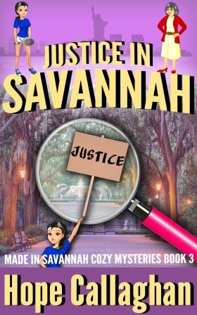 Justice In Savannah
