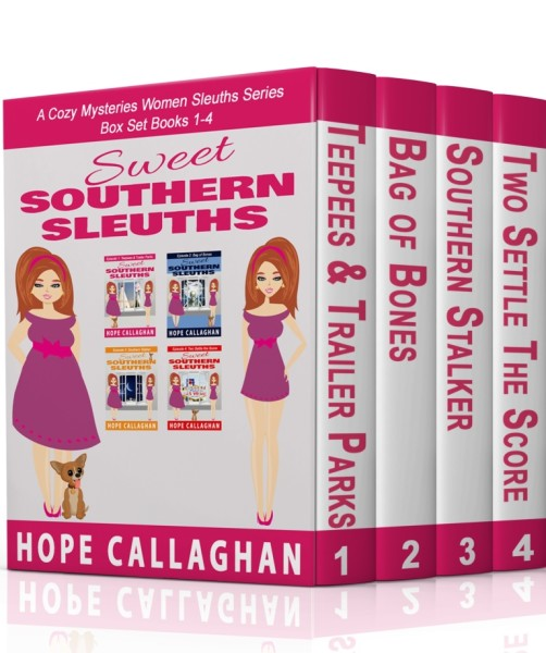 Sweet Southern Sleuths Box Set I
