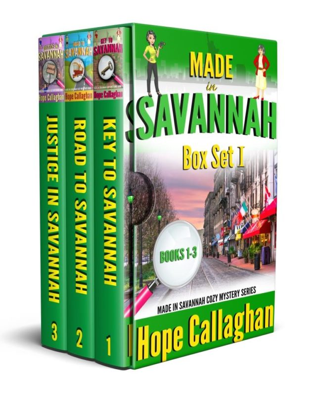 Made in Savannah Box Set I