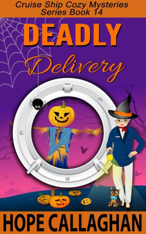 Deadly Delivery – A Cruise Ship Mystery