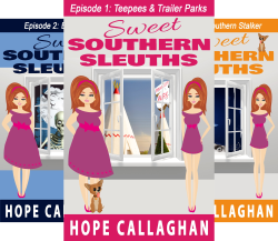 Sweet Southern Sleuths Cozy Mystery Short Stories