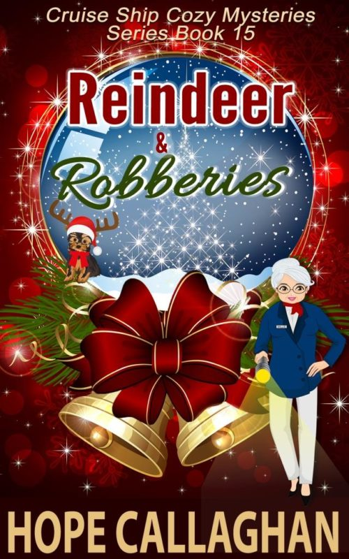 Reindeer & Robberies – A Cruise Ship Mystery
