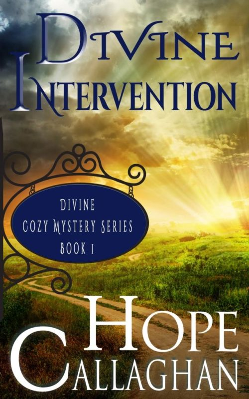 Divine Intervention: Divine Cozy Mysteries Book 1