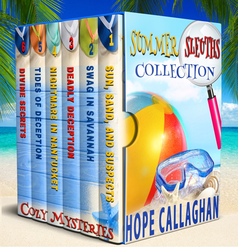 Summer Sleuths Cozy Mystery Collection