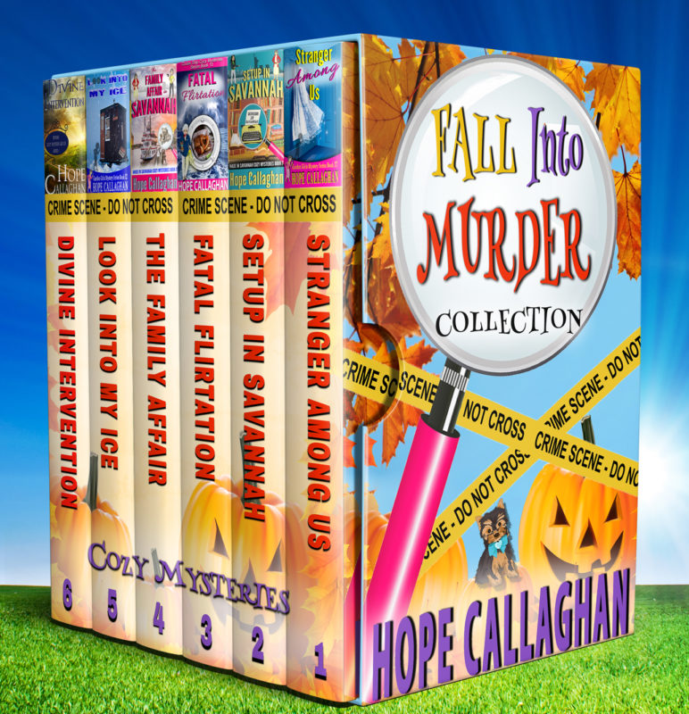 Fall Into Murder Cozy Mystery Collection
