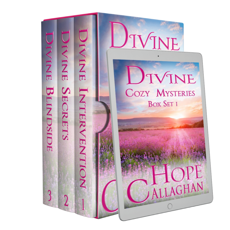Divine Cozy Mysteries Box Set