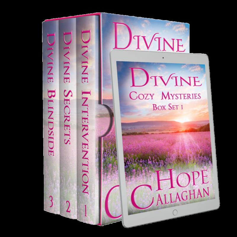 Divine Cozy Mysteries Box Set
